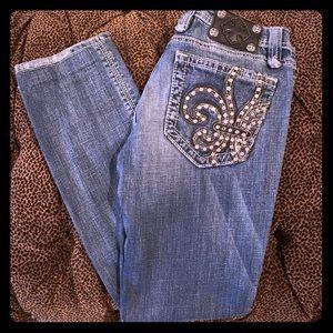 Miss Me SIZE 30 Skinny Jeans STYLE (Modelo)